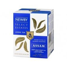 Чай NEWBY Assam черный листовой, 100г, 1 штука
