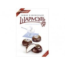Зефир ШАРМЭЛЬ в шоколаде пломбир, 250г, 2 штуки