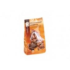 Конфеты FINE FOOD горький шоколад с дроблеными орехами, 600г, 1 штука