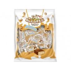 Вафельные конфеты КОРОВКА молочная, 250г, 1 штука