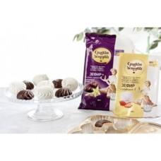 Зефир СЛАДКИЕ ИСТОРИИ Черная смородина в шоколадной глазури, 180г, 1 штука