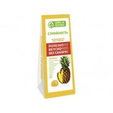 Мармелад ЛАКОМСТВА ДЛЯ ЗДОРОВЬЯ ананас, 170г, 1 пакет