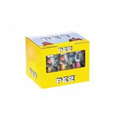 Игрушка с конфетами PEZ, 17г, 12 коробок