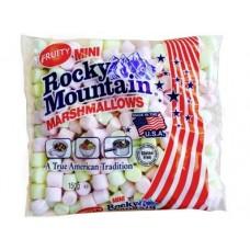Конфеты жевательные ROCKY MOUNTAIN Marshmallows Fruity mini, 150г, 1 штука