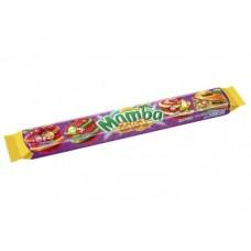 Жевательные конфеты MAMBA 2в1, 106г, 1 штука