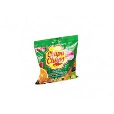 Карамель CHUPA CHUPS фруктовое ассорти, 12гx8, 1 пакет