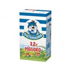 Молоко ПРОСТОКВАШИНО стерилизованное 3,2%, 950мл, 1 штука