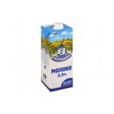 Молоко ПРОСТОКВАШИНО стерилизованное 2,5%, 950 мл, 1 штука