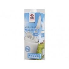 Молоко FINE FOOD стерилизованное, 1,5%, 1 штука