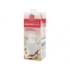 Молоко FINE LIFE стерилизованное 3,2%, 950г, 1 штука