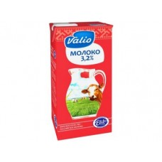 Молоко VALIO стерилизованное 3,2%, 1л, 1 штука