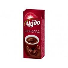 Напиток молочный ЧУДО с шоколадом 3%, 200г, 27 штук