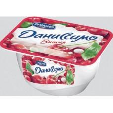Творожный десерт ДАНИССИМО вишня, 130г, 1 штука