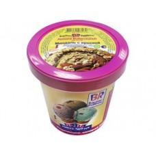 Мороженое BASKIN-ROBBINS Миндаль с Ириской, 500мл, 1 штука