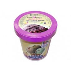 Мороженое BASKIN-ROBBINS юбилейная вишня, 500мл, 1 штука
