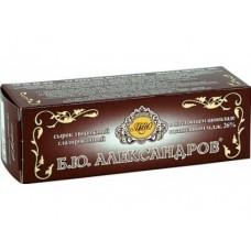 Сырок творожный глазированный Б.Ю. АЛЕКСАНДРОВ в настоящем шоколаде, 26% 50гх3шт, 1 штука