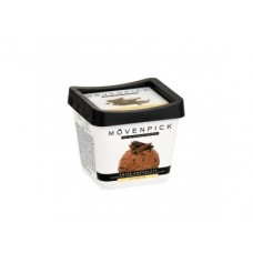 Мороженое MOVENPICK Шоколадное, 900мл, 1 штука