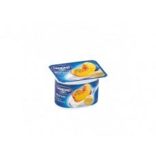 Йогурт DANONE персик/маракуйя, 1.6% 110г, 1 штука