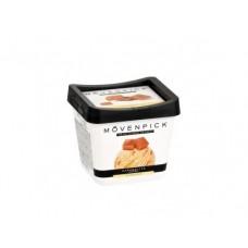Мороженое MOVENPICK карамельное, 900мл, 1 штука