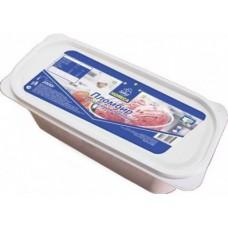 Мороженое HORECA SELECT пломбир с кусочками клубники, 2500г, 1 штука