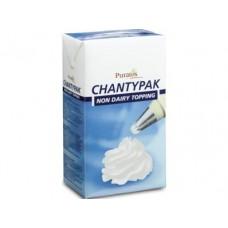 Крем растительный для взбивания CHANTYPAK  27%, 1л, 1 штука