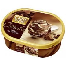 Мороженое CARTE D OR три шоколада, 500г, 1 штука