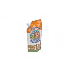 Молоко сгущенное вареное КОРОВКА ИЗ КОРЕНОВКИ карамельная, 270 г, 1 штука