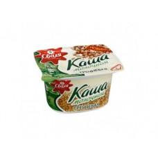 Каша молочная СВАЛЯ гречневая, 6% 200г, 1 штука