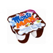 Десерт MONTE MAX с шоколадом и лесными орехами 13,3% 150г, 1 штука
