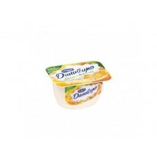 Творожный десерт ДАНИССИМО манго-апельсин, 130г, 1 штука