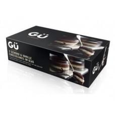 Десерт GU Шоколад и ваниль, 2х90г, 1 упаковка