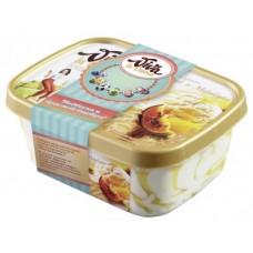 Мороженое VIVA LA CREMA Персик и Маракуйя, 568г, 1 штука