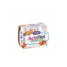 ACTIMEL морошка/ежевика, 100 г, 6 штук