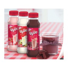 Коктейль Молочный ЧУДО Шоколад 2%, 270г, 1 штука