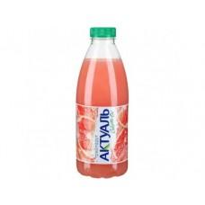 Напиток на сыворотке АКТУАЛЬ джусси Грейпфрут, 330г, 1 штука