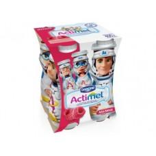 ACTIMEL KIDS клубника-Банан, 100г, 4 штуки