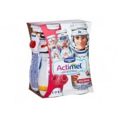 ACTIMEL KIDS малина, 100 г, 4 штуки
