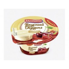 Пудинг EHRMANN манный Вкусный пудинг Вишня-черешня 5,8%, 140г, 1 штука