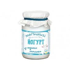 Йогурт MARMALUZI из козьего молока 2,5%, 200г, 1 штука