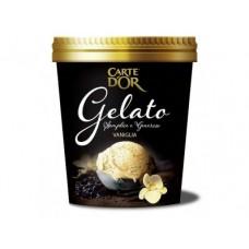 Мороженое CARTE DOR Gelato ваниль, 320г, 1 штука