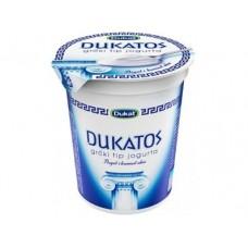Йогурт DUKAT греческий натуральный 9,7%, 400г, 1 штука