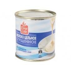 Молоко сгущенное FINE LIFE ГОСТ, 380 г, 1 штука