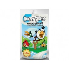 Молоко сгущенное ANGRY BIRDS ГОСТ, 220г, 1 штука
