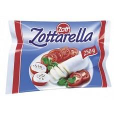 Mozzarella ZOTTARELLA, 250г, 1 штука