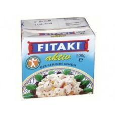 Сыр рассольный FITAKI AKTIV 17,5%, 500г, 1 штука