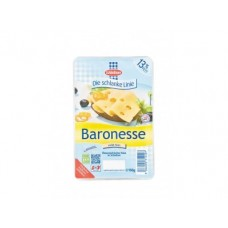 Сыр BARONESS 25% нарезка, 150г, 1 штука