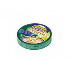 Плавленый Сыр  HOCHLAND ассорти зеленый, 140г, 1 штука