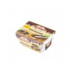 Плавленый Сыр  PRESIDENT Шоколадный, 400г, 1 штука