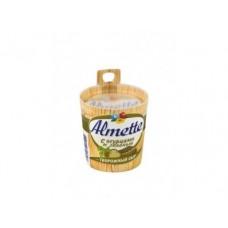 Творожный сыр HOCHLAND ALMETTE Огурцы/Зелень, 150г, 1 штука