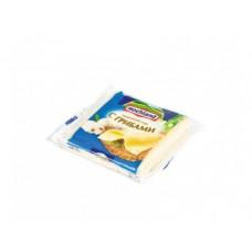 Плавленый Сыр  HOCHLAND тостовый с грибами, 150г, 1 штука